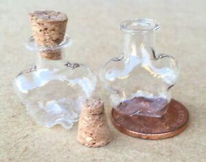 Maison de poupées dix Corked bocaux adapté pour Shop//cuisine