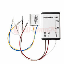 Emulator For MERCEDES BENZ Passenger Seat Occupancy Mat Sensor SRS Airbag Bypass