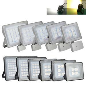 10W 20W 30W 50W 100W 200W 300W D6 LED Fluter strahler Bewegungsmelder Flutlicht