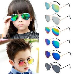 Mode Kinder Baby Jungen Madchen Kinder Klassische Sonnenbrille Im Freien Brille Ebay