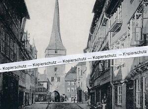 Duderstadt - Stadttor - um 1925 - selten!       M 23-2