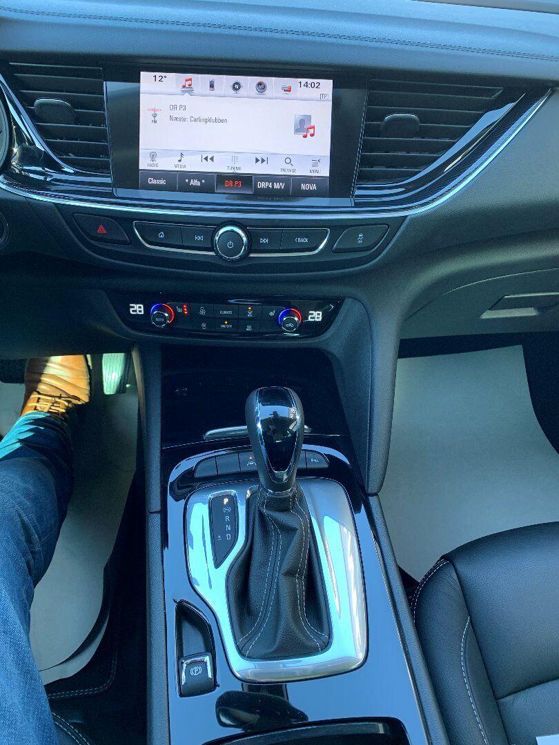 Opel Insignia 1,5 T 165 Innovation Sports Tourer aut.