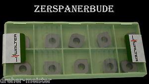 10 Wendeplatten P2700-101803L 3139 WALTER Neu originalverpackt - Soest, Deutschland - 10 Wendeplatten P2700-101803L 3139 WALTER Neu originalverpackt - Soest, Deutschland