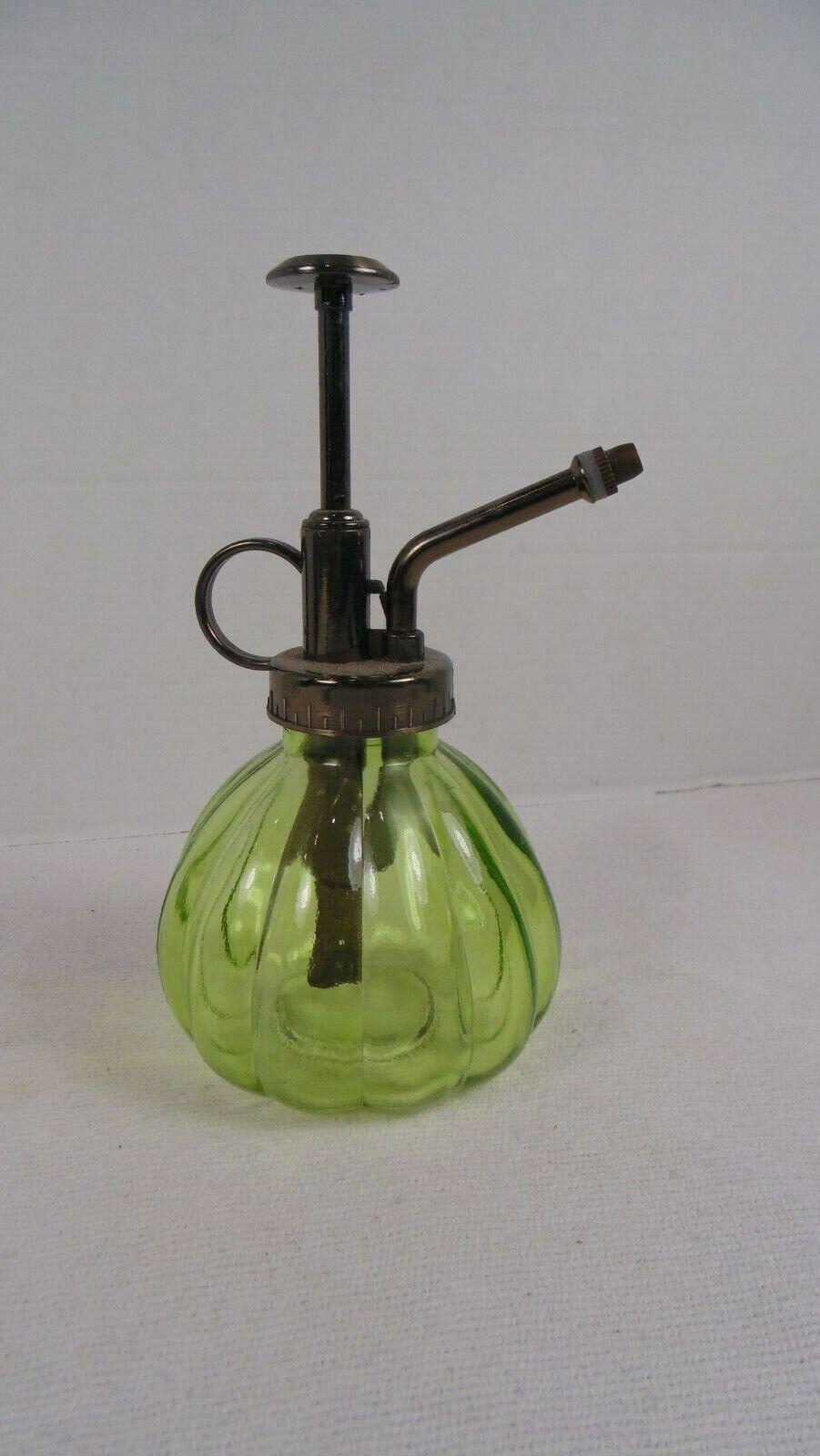 Plant Mister Glass Spray Bottle Small Plant Green 5
