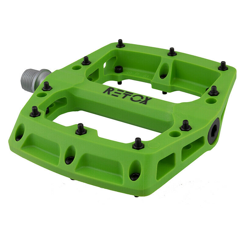 Pedals Origin8 Retox  9 16 Green  comfortably