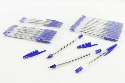 WOW 24x Kugelschreiber mit Kappe Schreiber Kuli Stift Büro Schreibstift