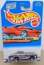 1997 TATTOO MACHINES SERIES #3 STUTZ BLACKHAWK STUDEBAKER MATTEL HOT WHEELS