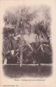 Algerien-BISKRA-innen-Die-Villa-benevend-D4771