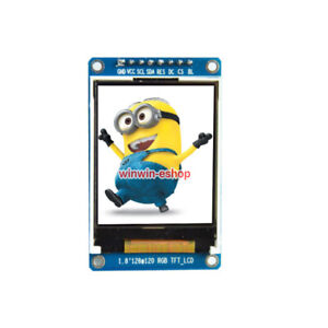 1-8-inch-Full-Color-128x160-SPI-TFT-LCD-Anzeige-modul-replace-OLED-for-Arduino