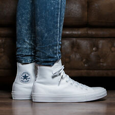 Femme chaussures sneakers Converse Chuck Taylor All Star II Hi 150148C kwK3kEX