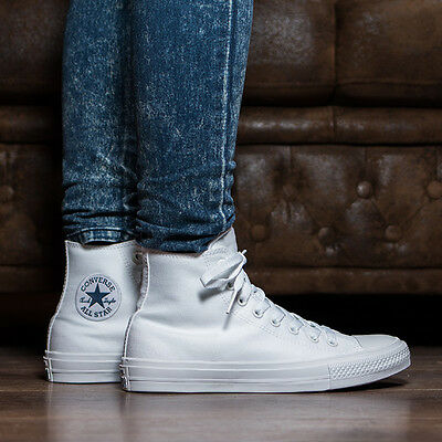 CHAUSSURES FEMMES UNISEX SNEAKERS CONVERSE CHUCK TAYLOR ALL STAR II HI [150148C]