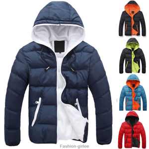 Fashion-Men-Boy-Winter-Warm-Hooded-Thick-Padded-Jacket-Zipper-Slim-Outwear-Coat