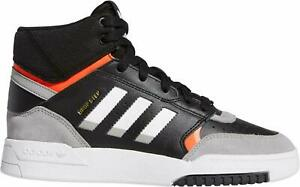 adidas-Drop-Step-Scarpa-Core-Black-DROP-STEP-CORE-Basket-Junior-alta-pelle-suede