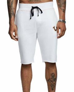 True-Religion-Brand-Jeans-Men-039-s-True-Active-Big-T-Sweat-Shorts-102299