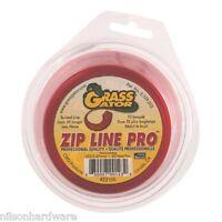 6-grass Gator Red .105 X 30' Zip Line Pro Grass Weed Trimmer String Line Z3105l