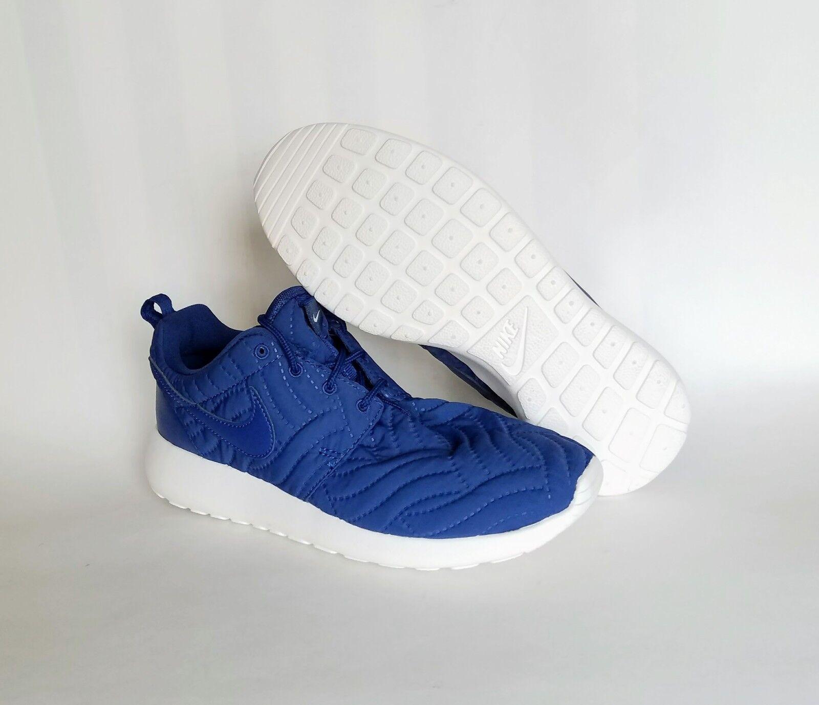 Nike Womens Roshe One Premium Blue 833928 400 Sz 6