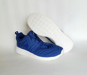 new product 10eb5 a930a Image is loading Nike-Womens-Roshe-One-Premium-Blue-833928-400-