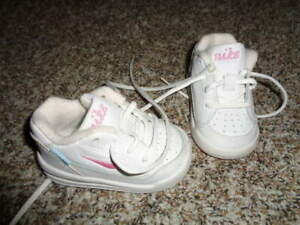 PINK GIRLS INFANT BABY SHOES
