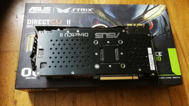 Asus GTX 980 STRIX Refurbished New