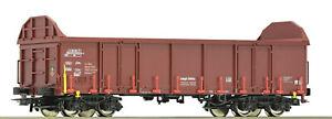 Roco-H0-76942-Gueterwagen-034-Bauart-Ealos-t-034-der-CD-NEU-OVP