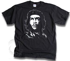 Che-Guevara-Cuba-Insurgent-Guerrilla-Rebel-Men-039-s-Women-039-s-T-Shirt-Sm-3XL