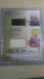 Sportkings-Vault-039-10-Silver-Georges-St-Pierre-amp-Patrick-Roy-Dual-Relic-9