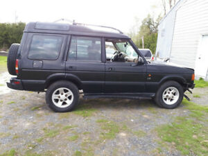 Land Rover Discovery VUS - 1750$