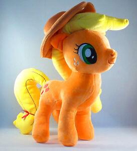 AppleJack-plush-doll-12-034-30-cm-My-Little-Pony-plush-12-034-UK-Stock-High-Quality