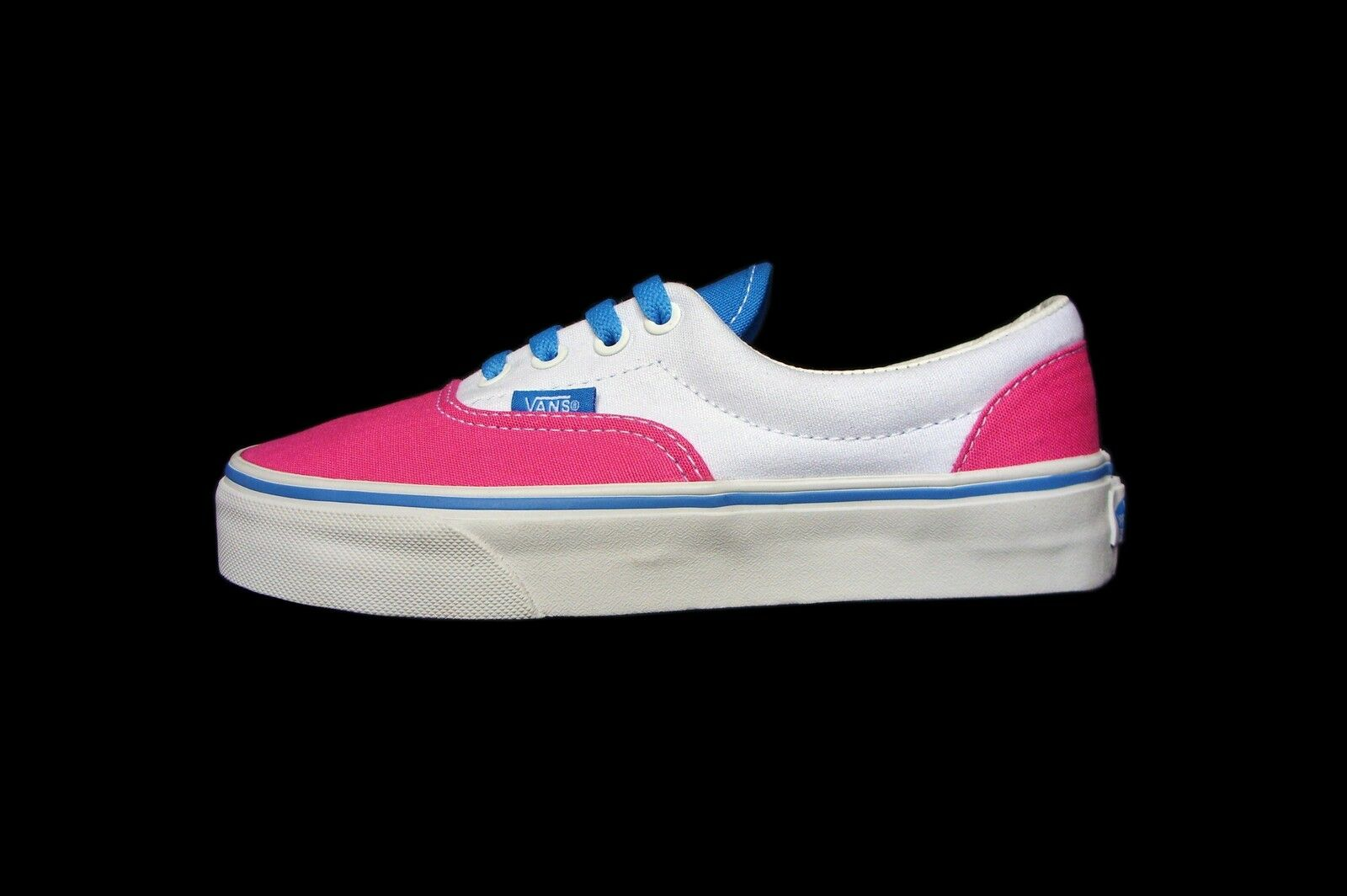 VANS ERA TRI TONE TRAINERS  PUMPS PLIMSOLLS SIZE UNISEX MENS WOMENS UK SIZE PLIMSOLLS 8.5 - 9 7cd81c