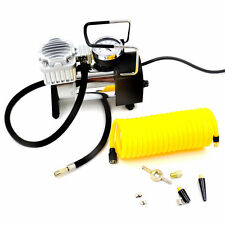 100PSI AC240V Car Tire Tyre Airbed Balloon Electric Air Compressor Inflator Pump