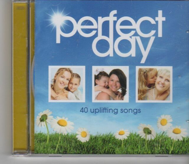 (FX462) Perfect Day, 40 tracks various artists 2CD - 2011 CD
