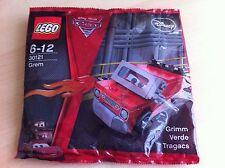 LEGO Polybag Disney Cars 'Grem' #30121 NEW/SEALED