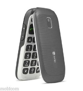 New-Doro-Phone-Easy-612-Black-Unlocked-Doro-Camera-Mobile-Phone