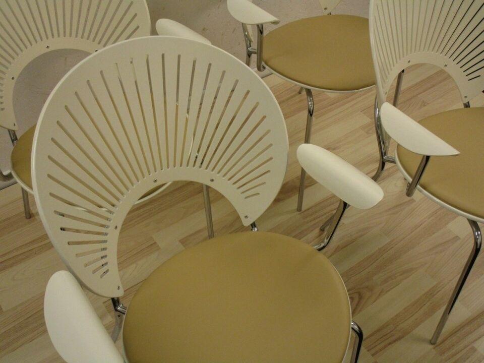 Trinidad, Spisestole med armlæn, Nanna Ditzel
