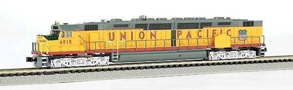 Pista h0-Bachmann diesellok dd40ax Union Pacific DCC - 62106 nuevo