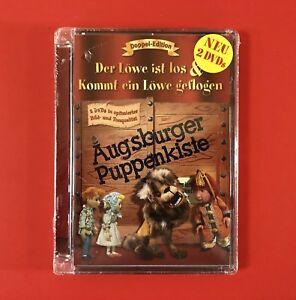 Der-Lowe-ist-Los-amp-Kommt-ein-Lowe-geflogen-German-Deutsch-DVD-PAL-Format