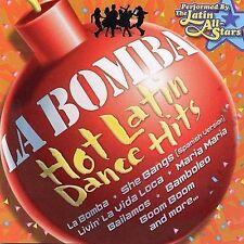 Latin All-Stars La Bomba: Hot Latin Dance Hits CD