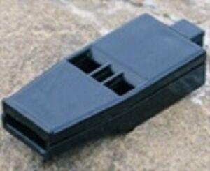 Emergency Distress Whistle Climbing Outdoor High Decibel Brass rescue Whistle