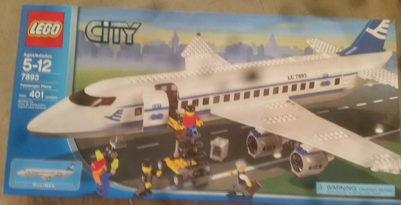 LEGO City Town  7893 avion Neuf Scellé
