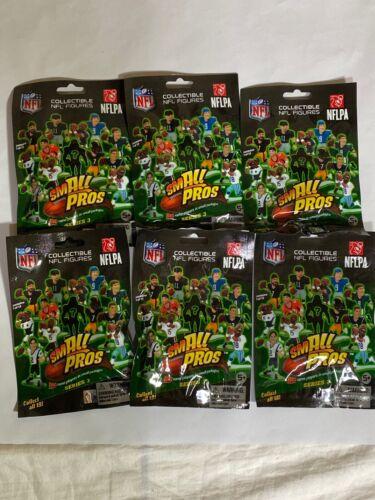 "6/"" Aveugles Pack Lot McFarlane /""NEW/"" NFL Small Pros-Série 3-Qté"