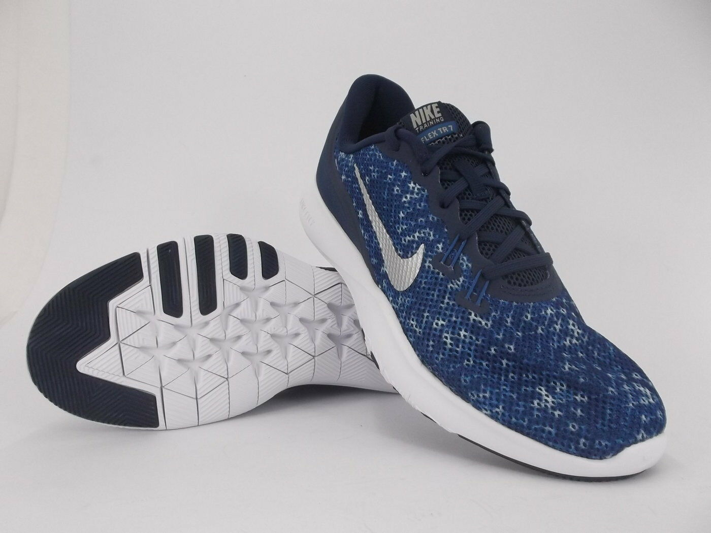 Nike Flex Trainer 7 IG para mujer entrenador-UK 5 (EE.  UU. 7.5, 38.5 EUROS)  descuentos y mas