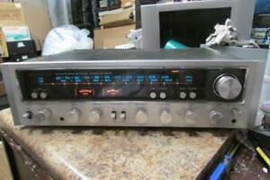 Vintage-Kenwood-AM-FM-Stereo-Tuner-Amplifier-Amp-Model-KR-6600