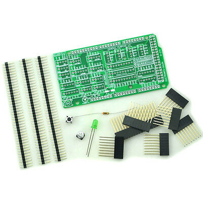 I/O Extension Board Kit for Arduino MEGA 2560 R3 Board DIY.