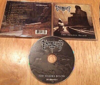Morbius - The Shades Below CD 2014 US reissue corpus rottus infester incantation