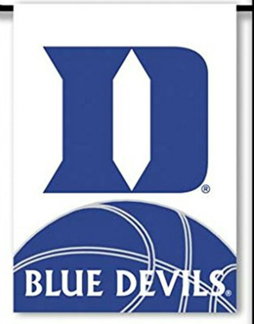 Duke Blue Devils Premium BSI 2-sided GARDEN Window Flag Banner University 49493c66c48d