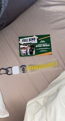 Full Send Steve Will Do It Lanyard Nelkboys September Drop In Hand Ebay He was once charged with. ebay