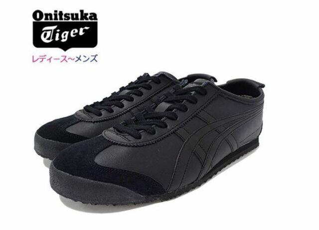 onitsuka tiger mexico 66 trainers black black zara