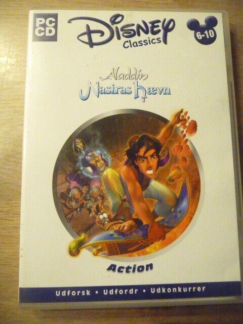 Aladdin Nasiras hævn, til pc, anden genre