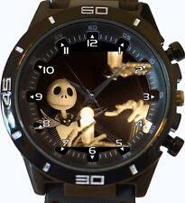 Jack Skellington Nightmare New Gt Series Sports Unisex Gift Watch