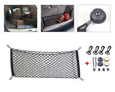 Nylon Car hatchback Rear Luggage Cargo Trunk Storage Organizer Net plus mounting